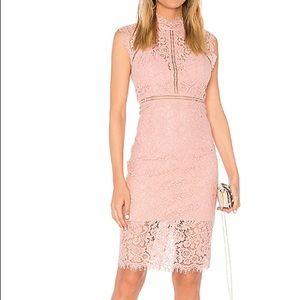 🆕 Bardot lace dress